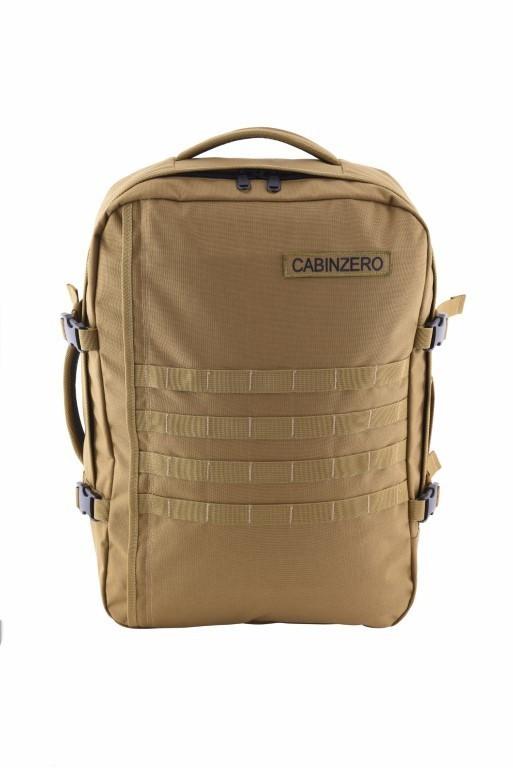 Cabin Zero Military 44L Cabin Backpack Desert Sand