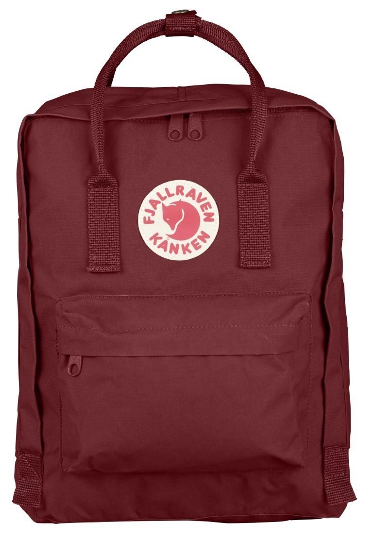 Fjällräven Kånken Backpack F23510 Ox Red