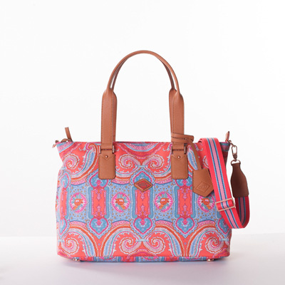 Oilily M Carry All Hot Coral