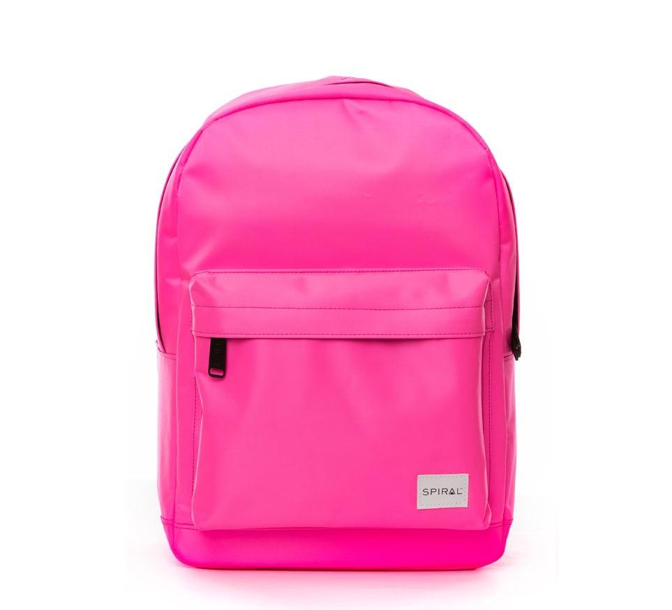 Spiral Mini OG Backpack Neon Pink