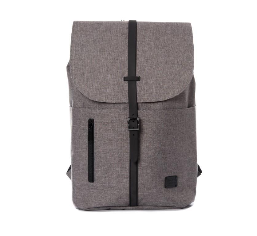 Spiral Tribeca Backpack Crosshatch-Black