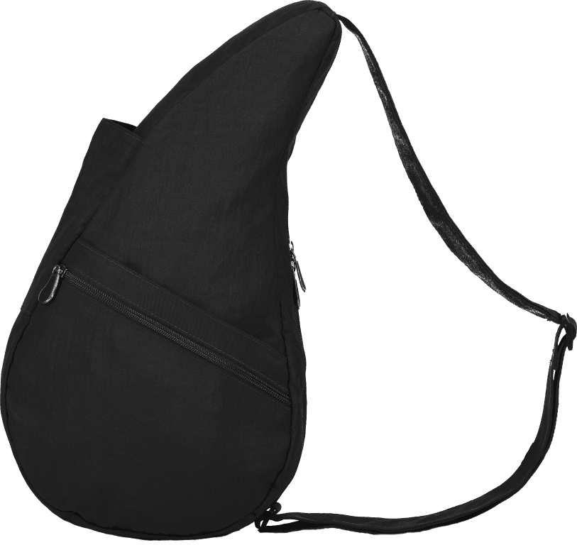 Healthy Back Bag 6303 Textured Nylon Black S