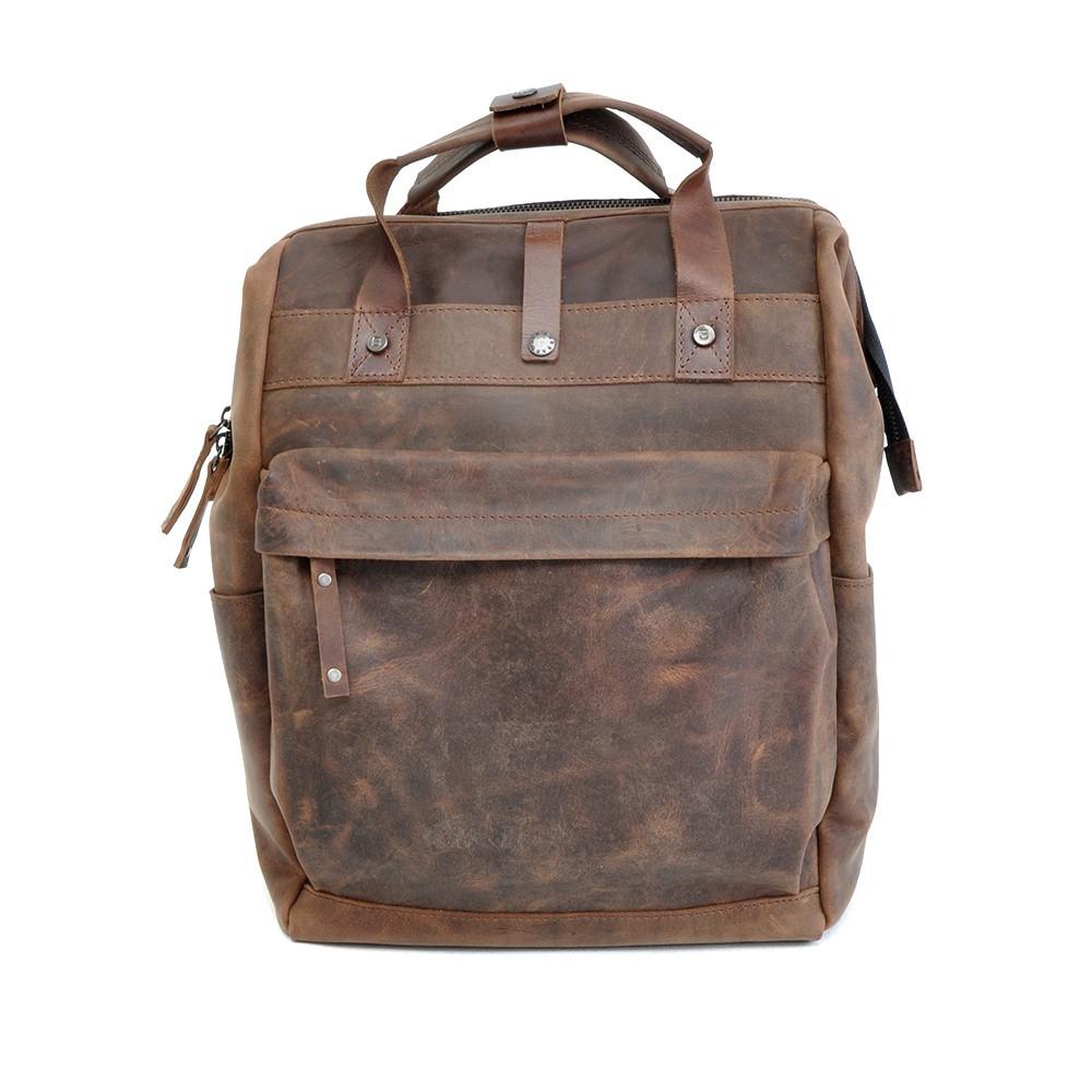 Barbarossa Ruvido 826-151 Backpack Coffee