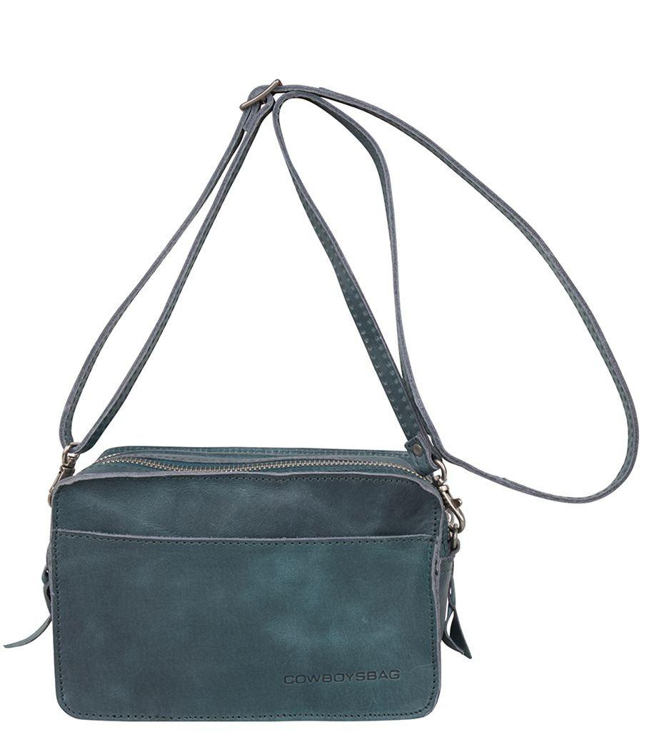 Cowboysbag Bag Folkestone 1416 Petrol