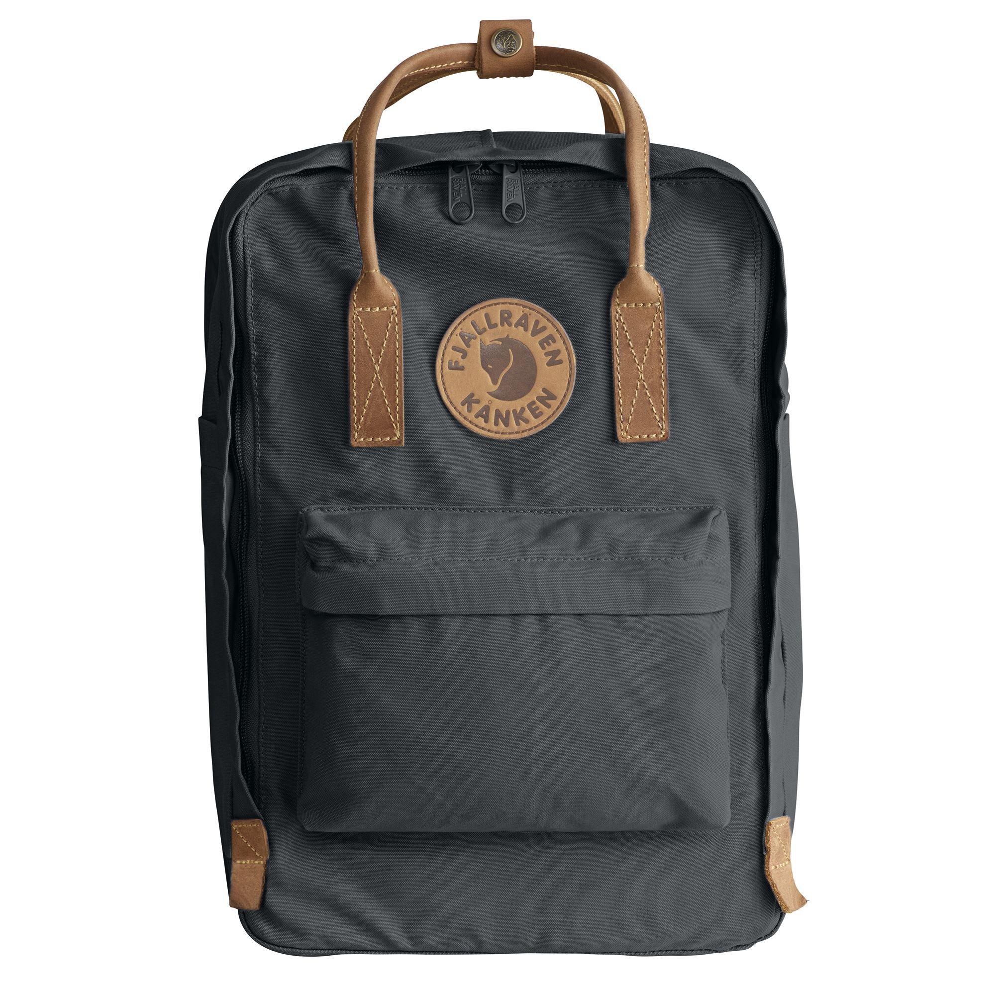 Fjallraven Kanken No. 2 Laptop 15 Backpack F23569 Super Grey