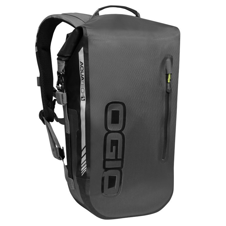 Ogio All Elements Waterproof Backpack Stealth/Zwart