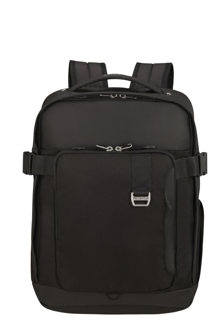 Samsonite Midtown Laptop Backpack L Exp. Black