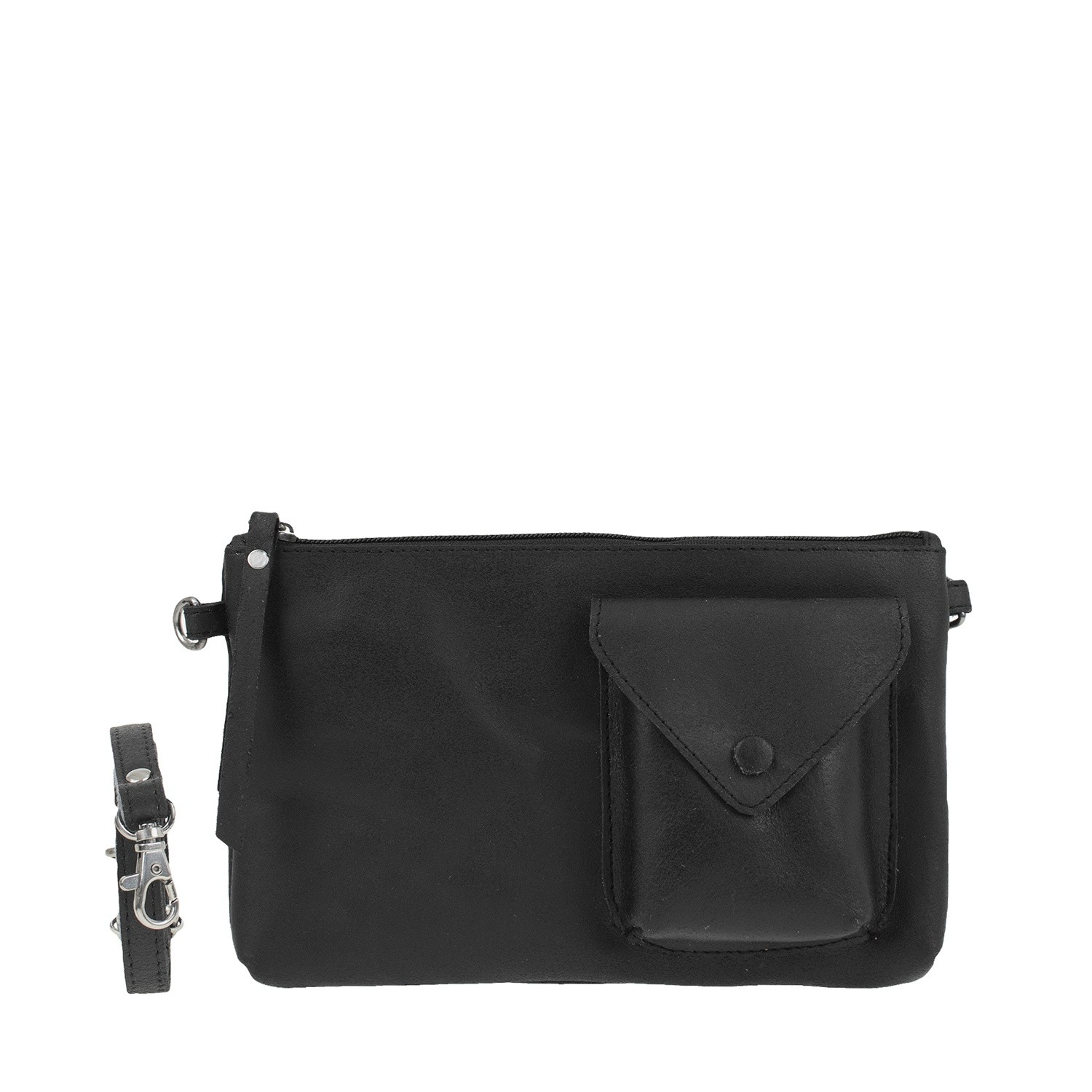 DSTRCT Riverside 011830 Clutch Pocket Black
