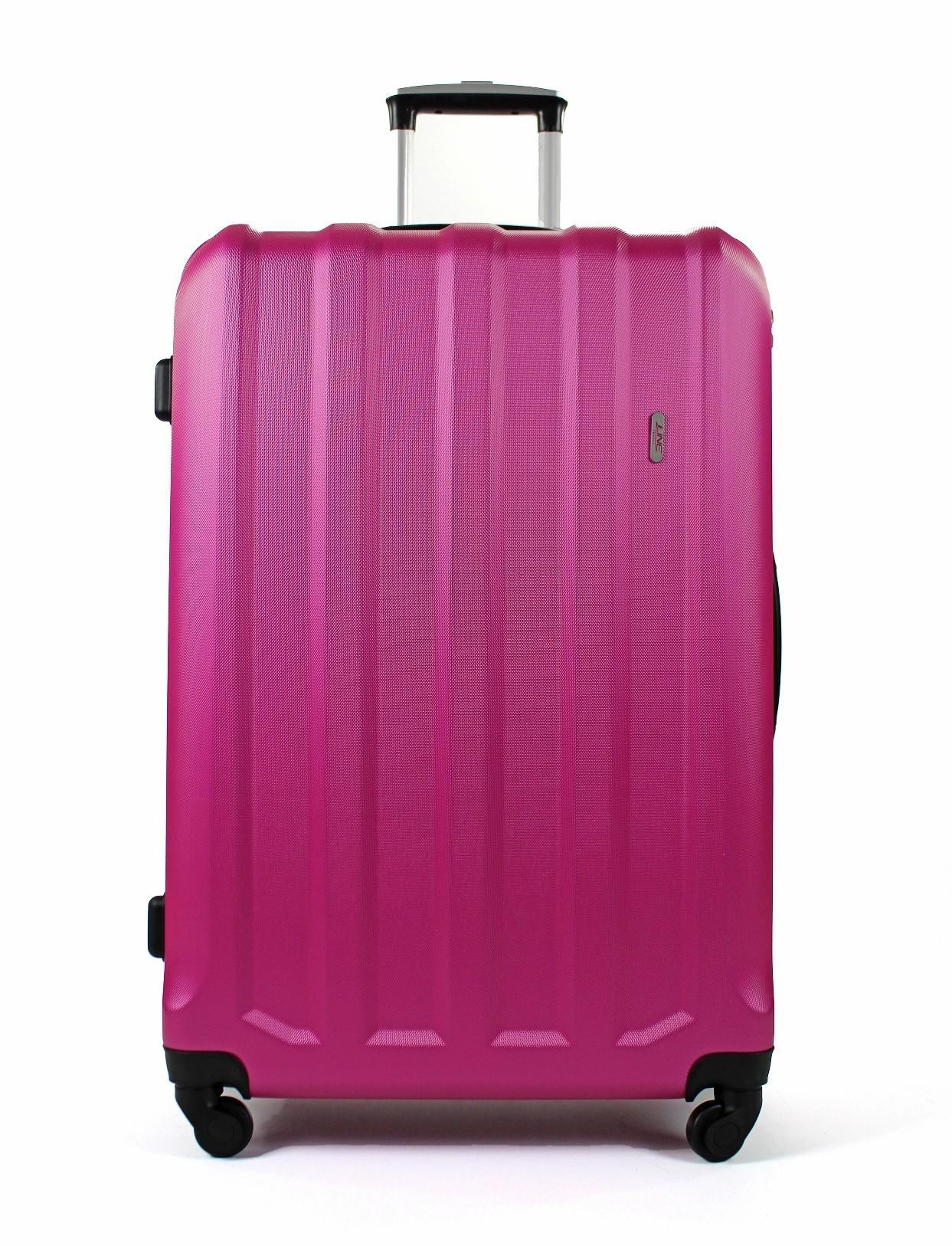 Line Travel Fuse 77 cm Pink