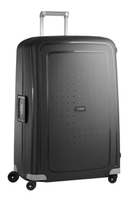 Samsonite S'Cure Spinner 81/30 Black