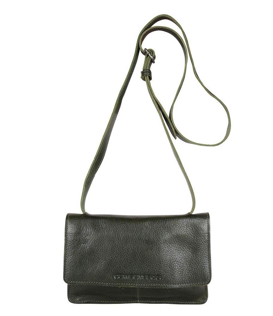 Cowboysbag Rough Bag Alta 2180 Dark Green