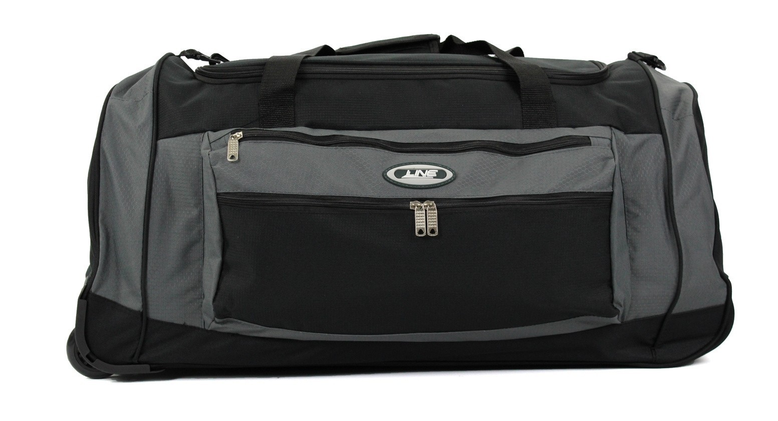 Line Travel Daley Wieltas Black/Grey