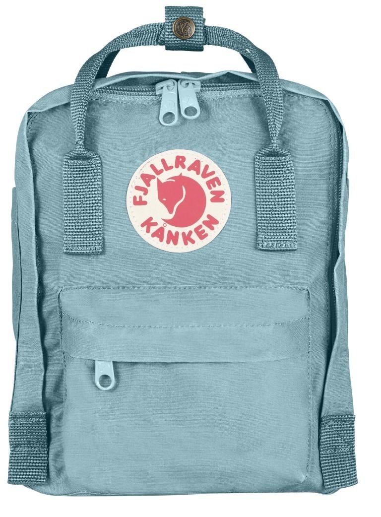 Fjallraven Kanken Mini Backpack F23561 Sky Blue