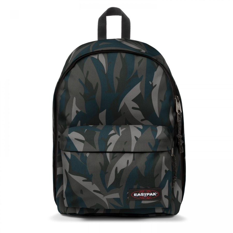 Eastpak OUT OF OFFICE Rugtas Leaves Dark