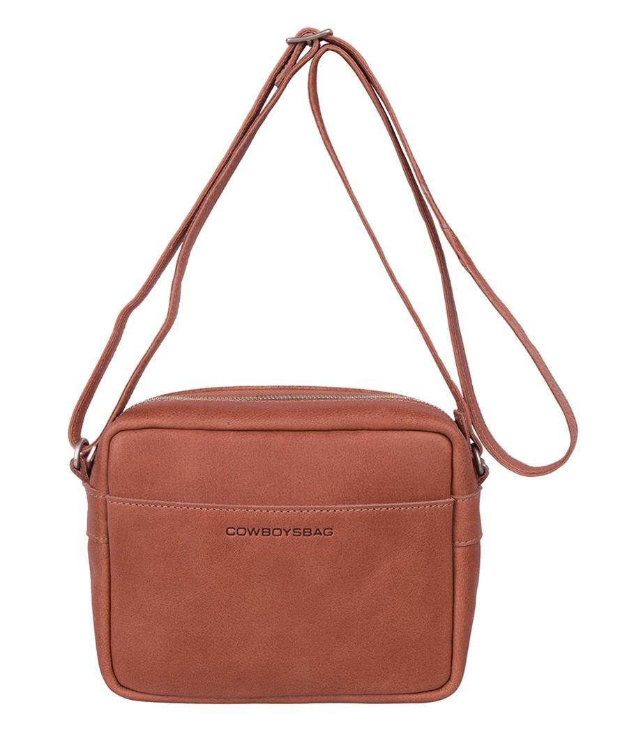 Cowboysbag Bag Woodbine 2109 Cognac