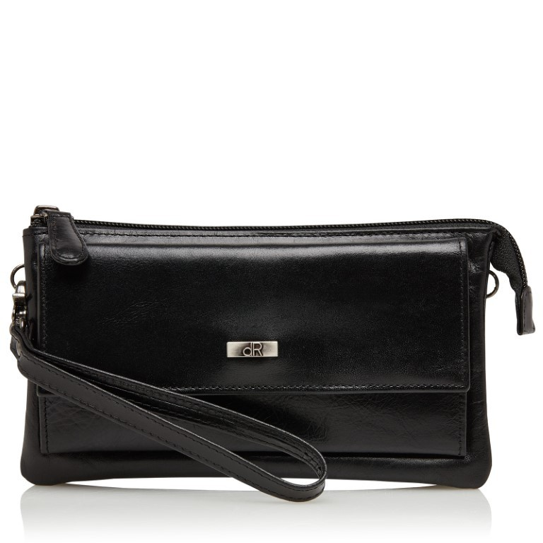 be5bf166032 dR Amsterdam Schoudertas / Clutch 483079 Black