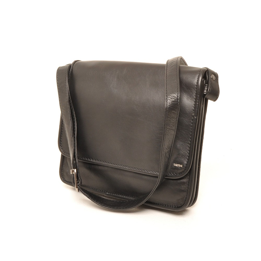 Berba Soft 005-474 Flapbag Black