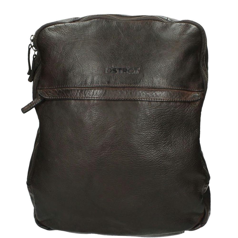 DSTRCT Pearlstreet 026020 Backpack 'Tango' Brown