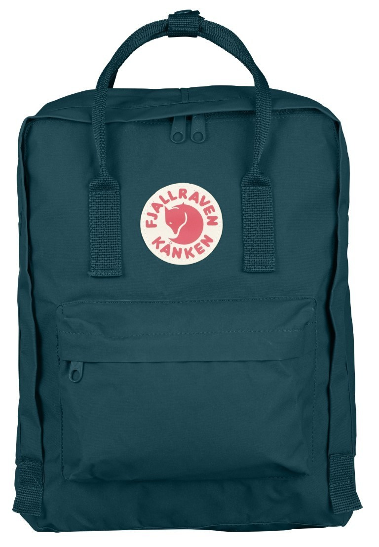 Fjallraven ​​Kanken Backpack F23510 Glacier Green