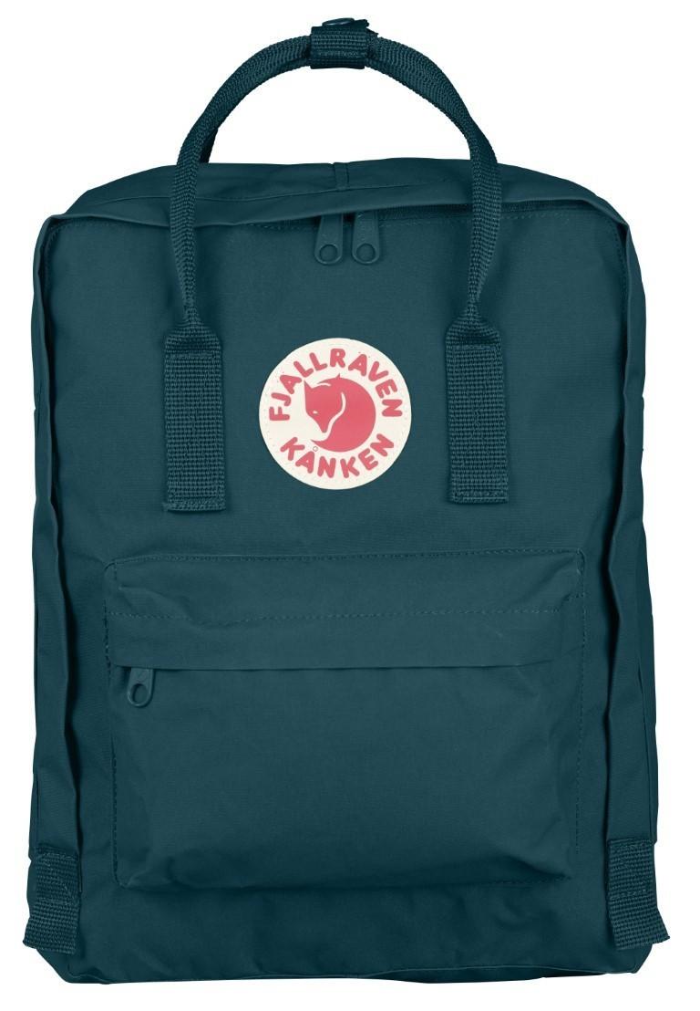 Fjallraven Kanken Backpack F23510 Glacier Green