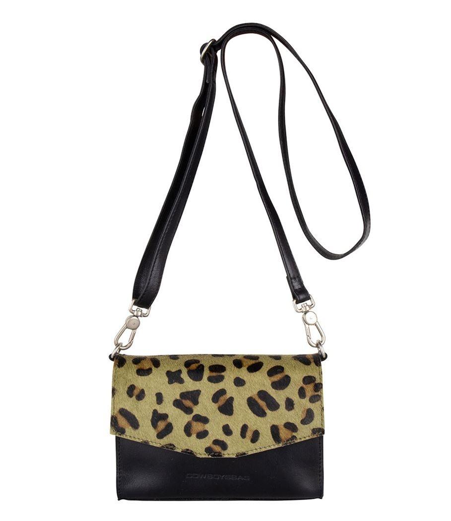 Cowboysbag x Bobbie Bodt, 2220 Bag Robbin Leopard