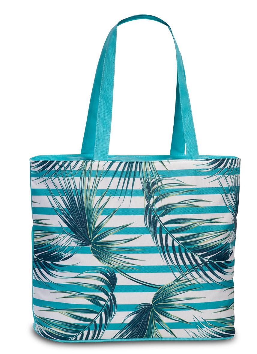 Fabrizio Koeltas/Shopper 50388 Mint/Palm