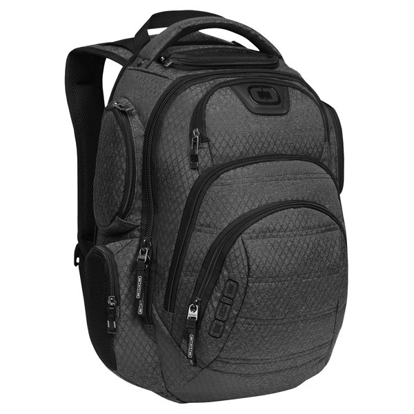 Ogio Gambit Laptop Backpack Graphite