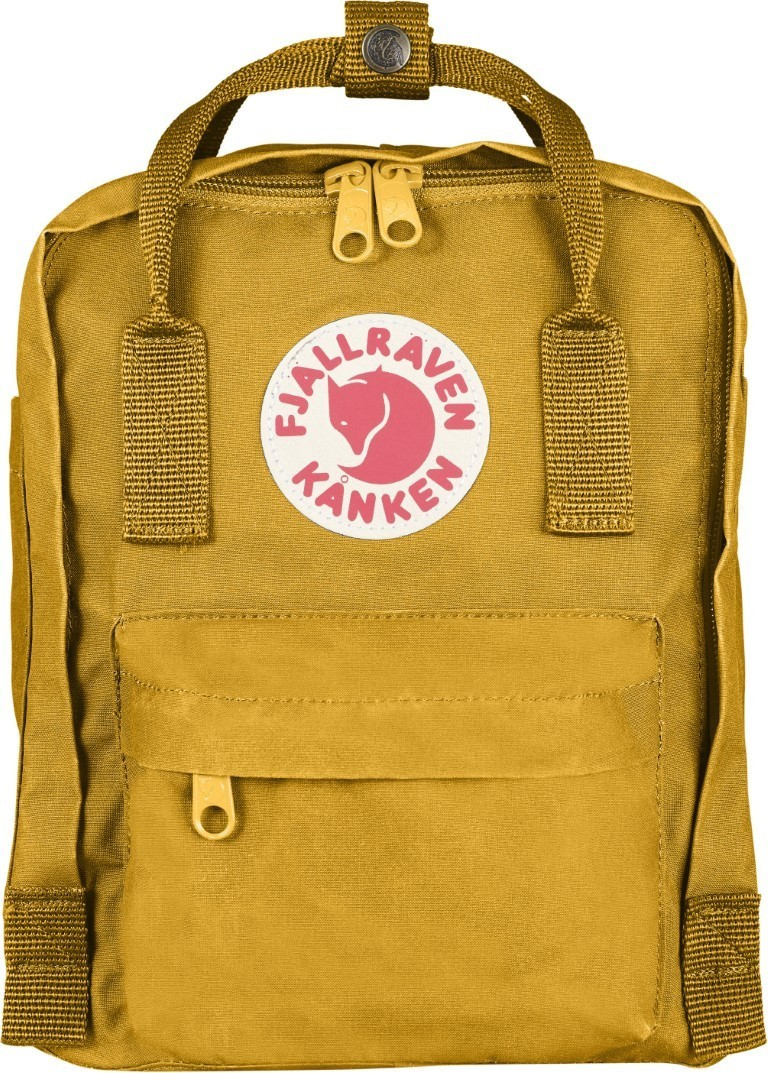 Fjallraven ​​Kanken Mini Backpack F23561 Ochre