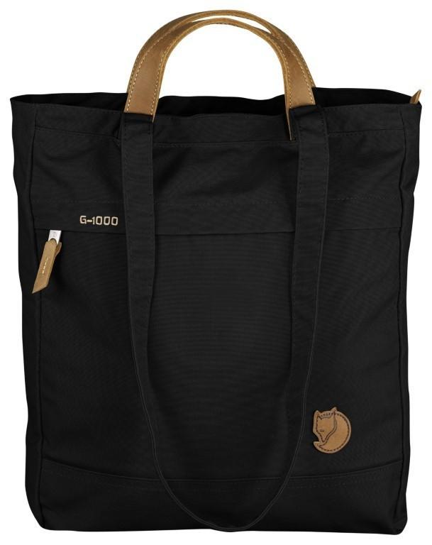 Fjällräven Totepack No.1 Schoulderbag/Backpack F24203 Black