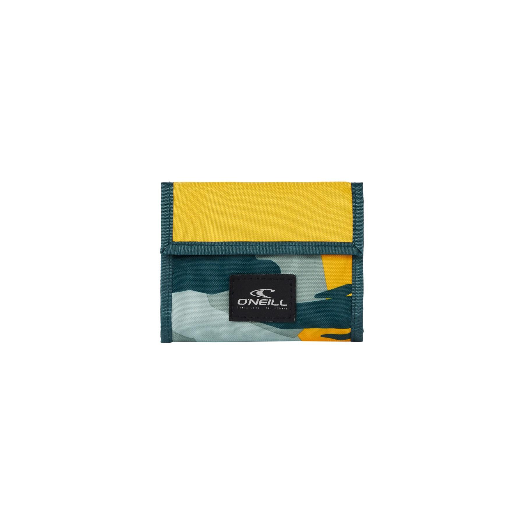 O'Neill Pocketbook Wallet 6900 Green AOP