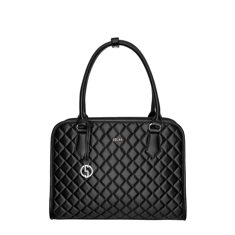 Socha Businessbag Black Diamond Midi - 14