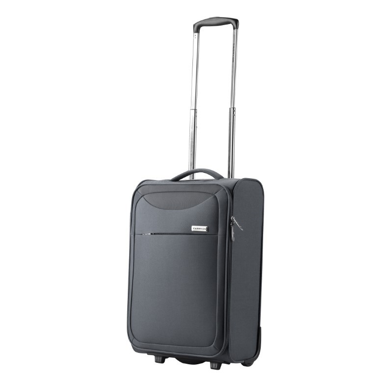CarryOn Air Trolley 55 cm 2wh. Black