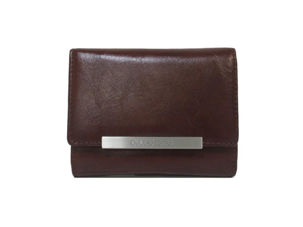 Claudio Ferrici Classico Wallet 18009 Brown