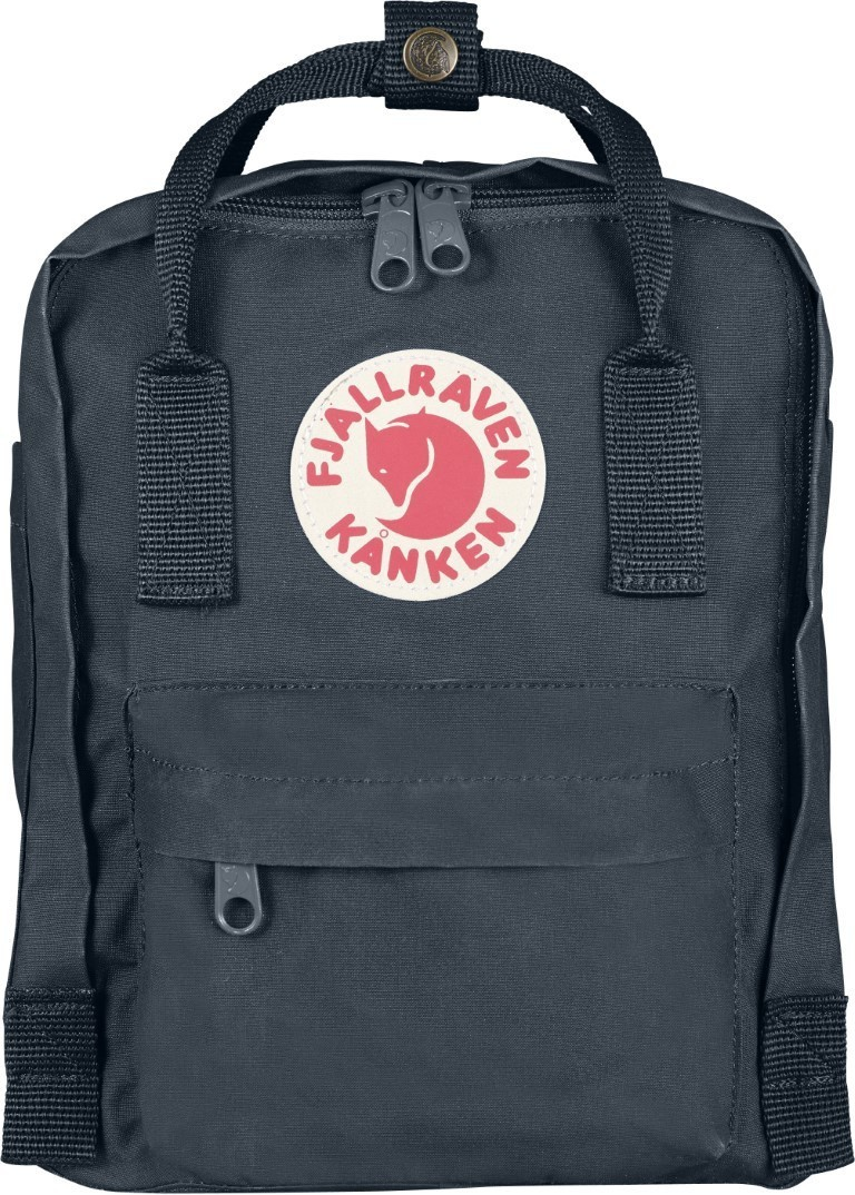 Fjallraven ​​Kanken Mini Backpack F23561 Graphite