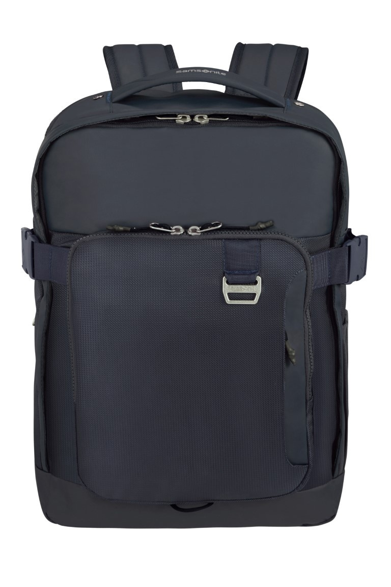 Samsonite Midtown Laptop Backpack L Exp. Dark Blue