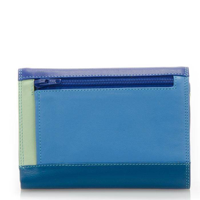 Mywalit Double Flap Purse/Wallet Seascape