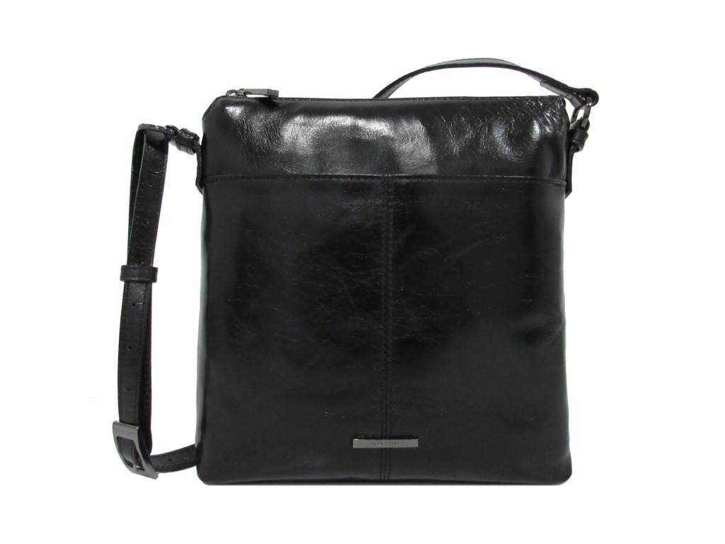Claudio Ferrici Pelle Vecchia Crossoverbag 22043 Black