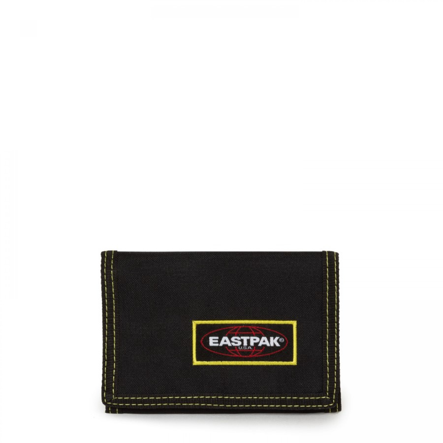 Eastpak CREW SINGLE Portemonnee Kontrast Lime