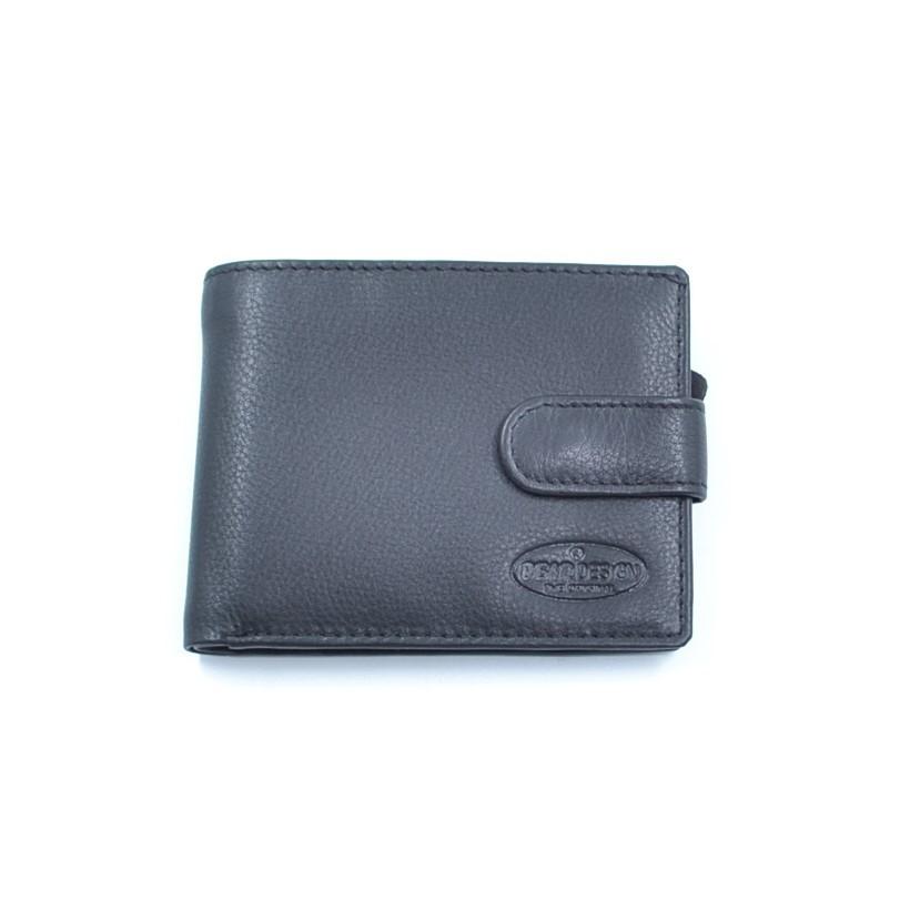 Bear Design Basic Creditcard-etui FR526 Zwart