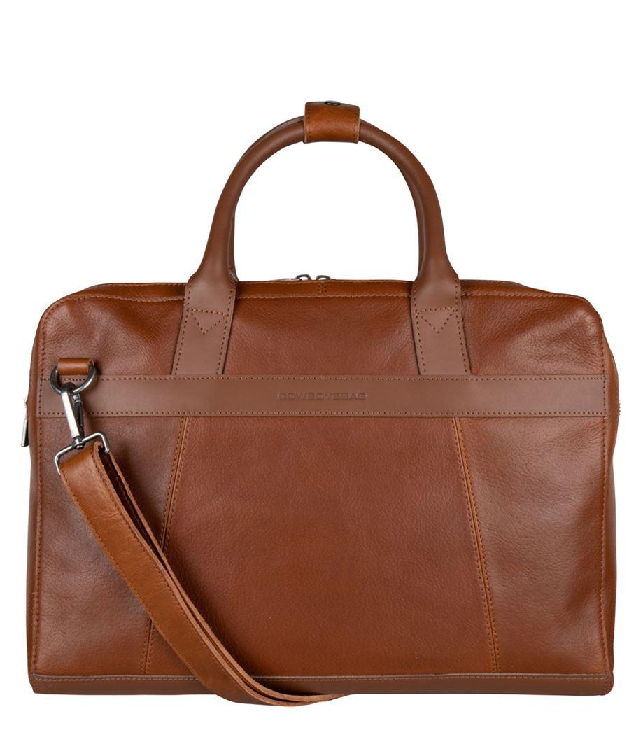 Cowboysbag Men Laptop Bag Ross 15.6 inch 2291 Tan
