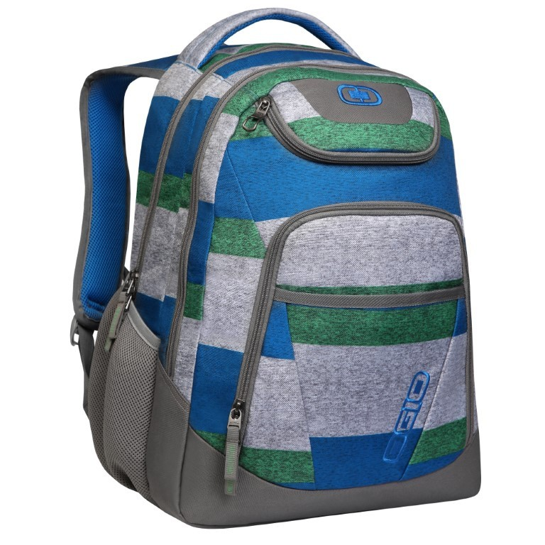 Ogio Tribune Laptop Backpack Repp Stripes