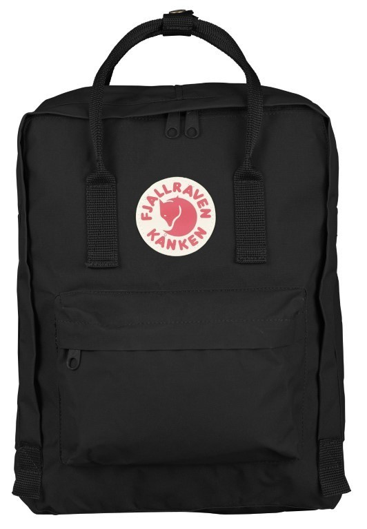 Fjällräven Kånken Backpack F23510 Black