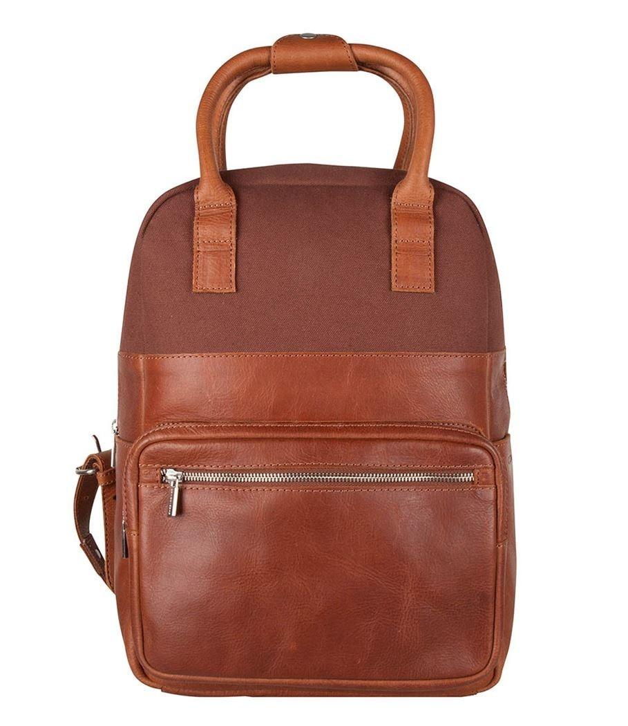 Cowboysbag Backpack Rocket 13 inch Cognac