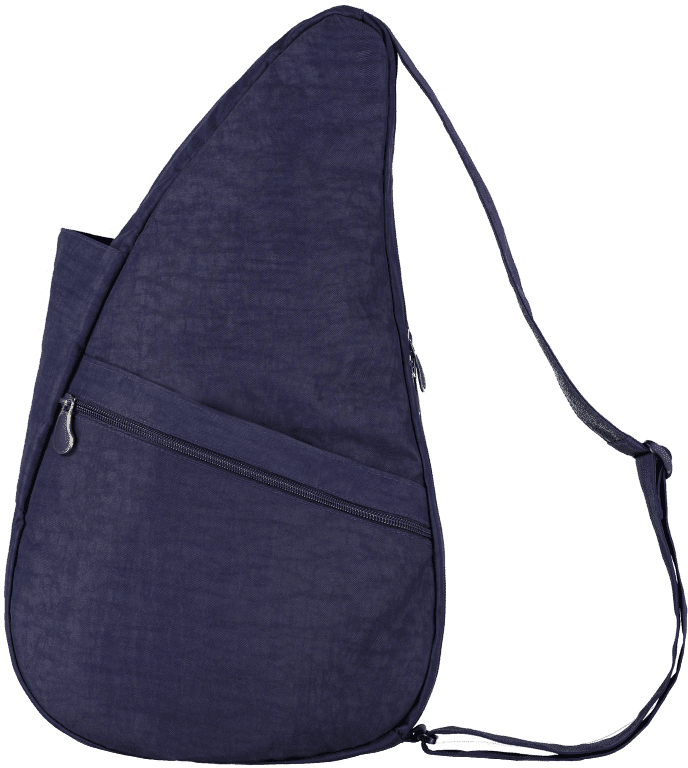 Healthy Back Bag 6304 Textured Nylon Blue Nights M