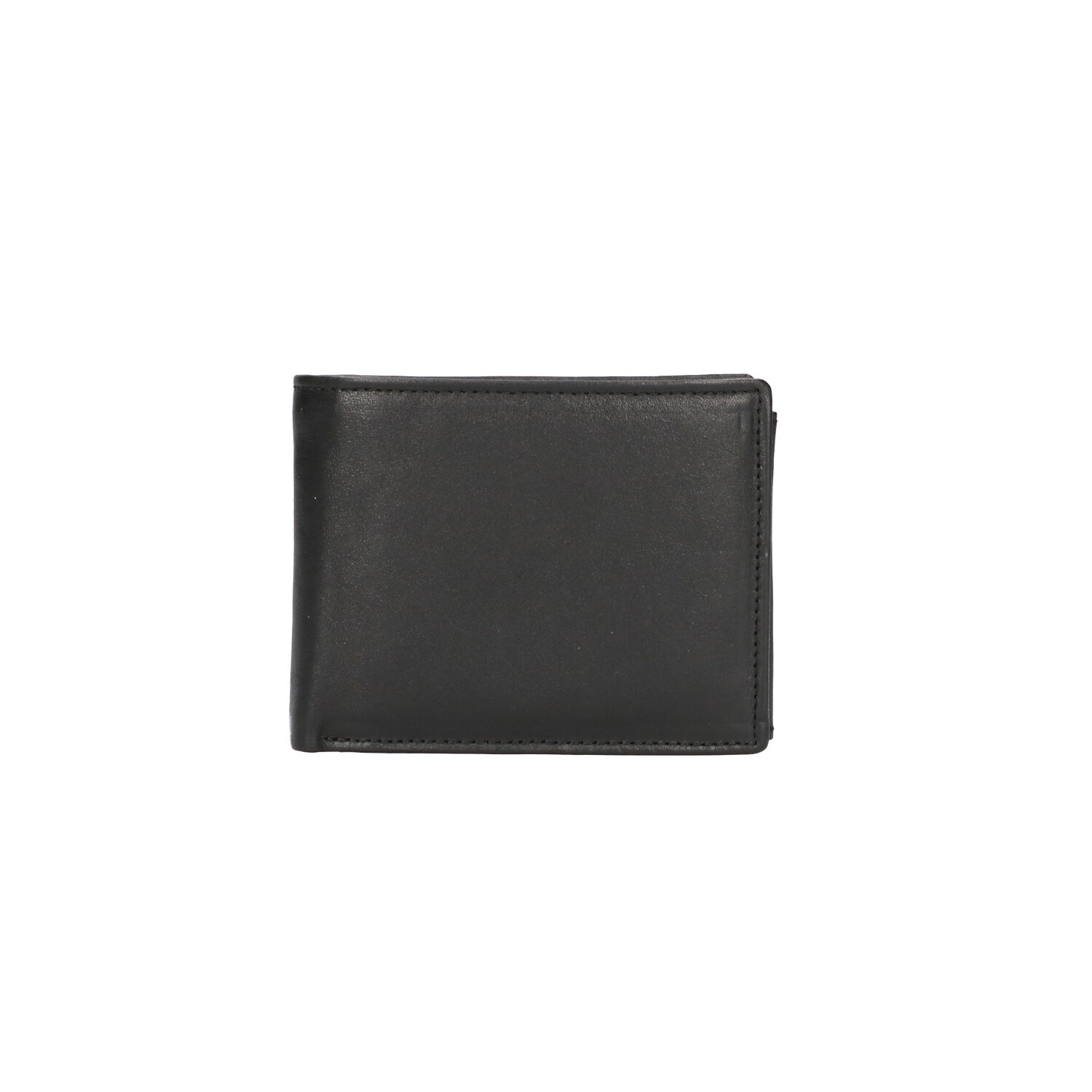 Leather Design Billfold CN 390 Zwart