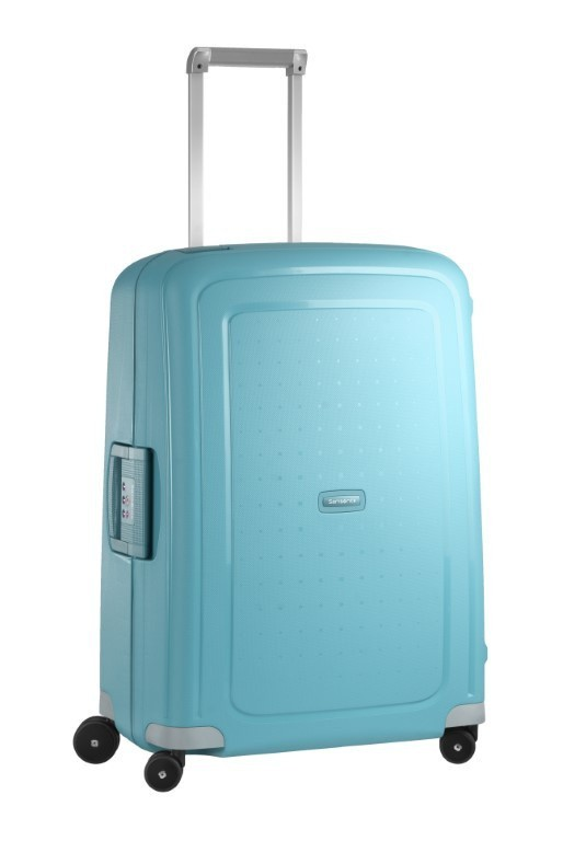 Samsonite S'Cure Spinner 69/25 Aqua Blue