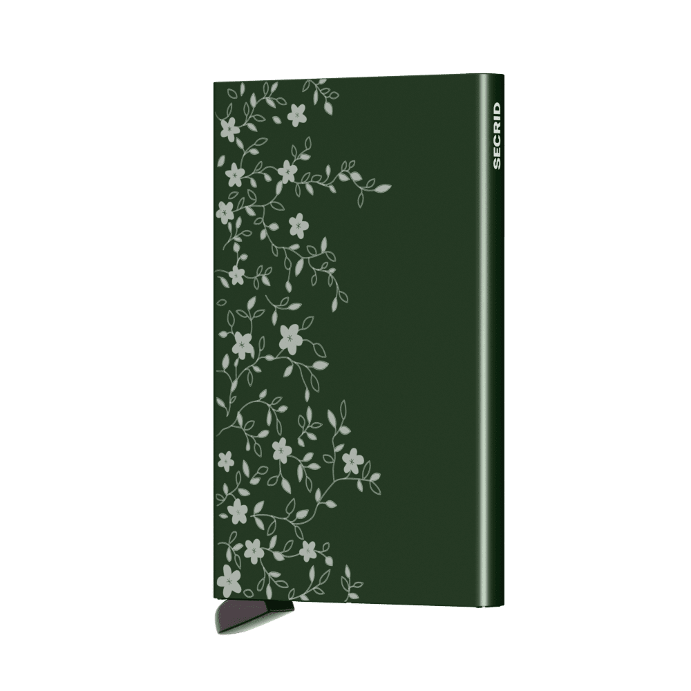 Secrid Cardprotector Laser Provence Green