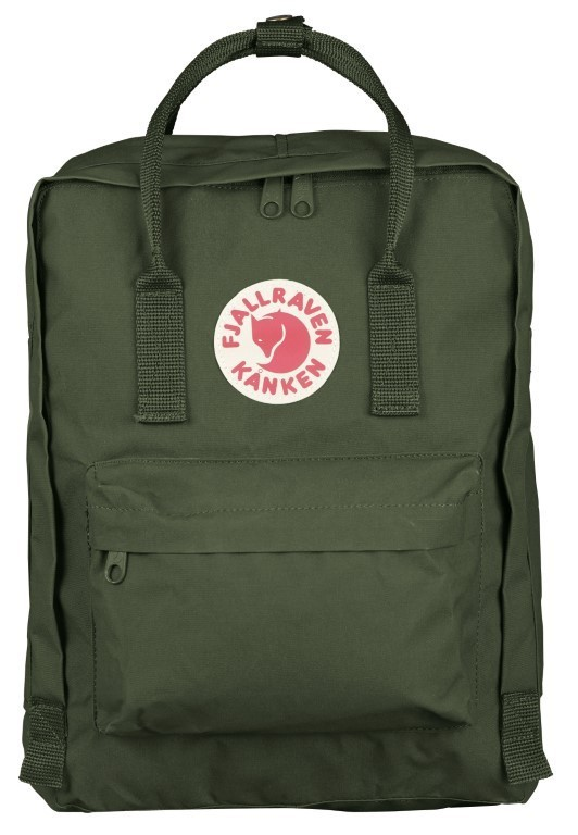 Fjällräven ​​Kånken Backpack F23510 Forest Green
