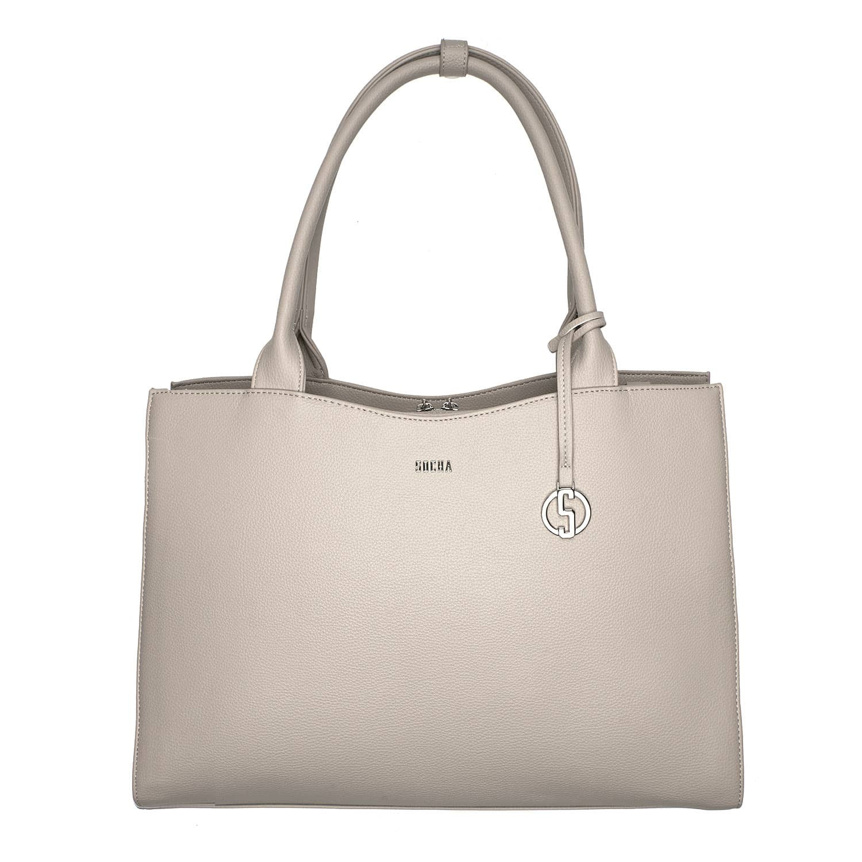 Socha Businessbag Straight Line Vanilla - 14