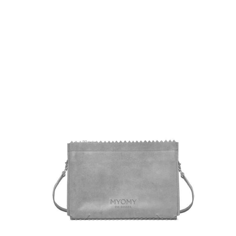 MYOMY MY PAPER BAG Mini - Elephant Grey